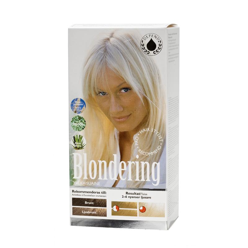 Blondering