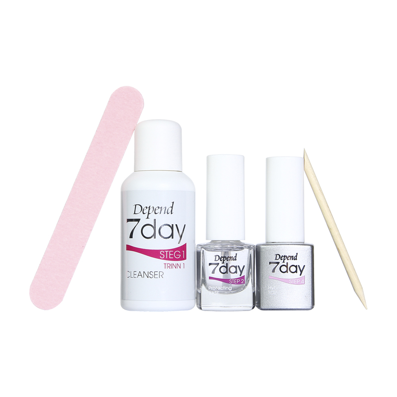 7day Hybrid Polish Starter Kit