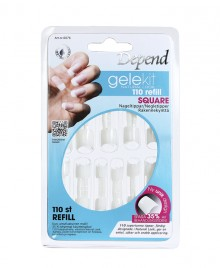 6076 Natural Look Square Refill