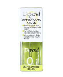 8903 grape & avocado nail oil