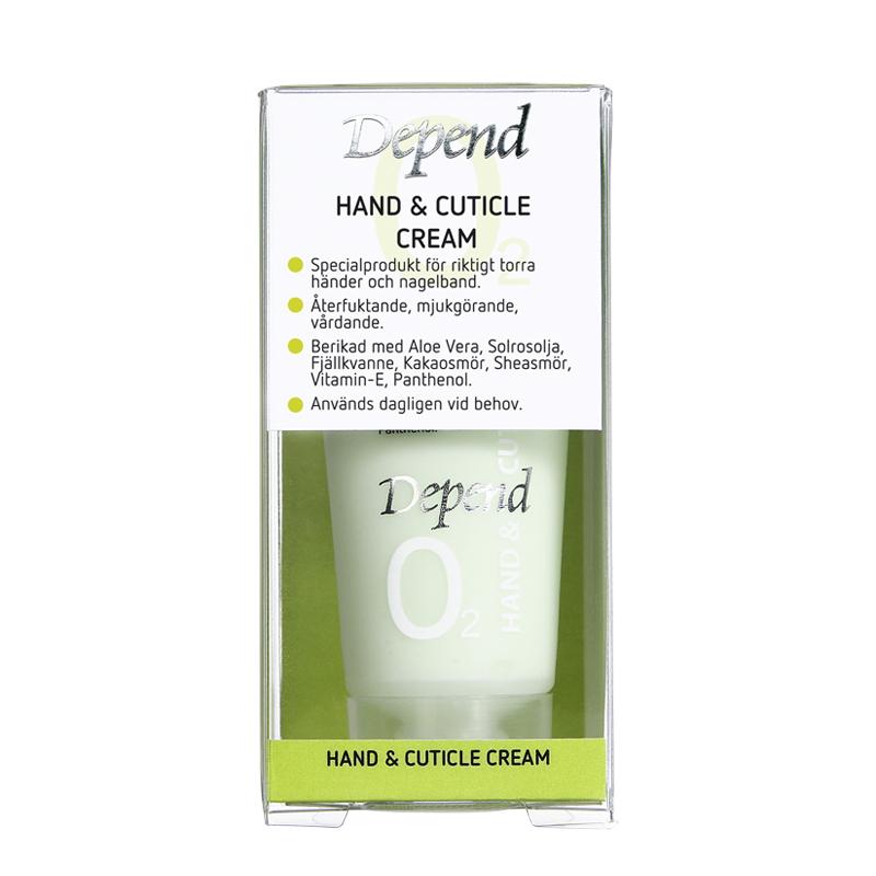 Hand & Cuticle Cream (Steg 3)