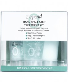8940 hand spa 3-step treatment kit