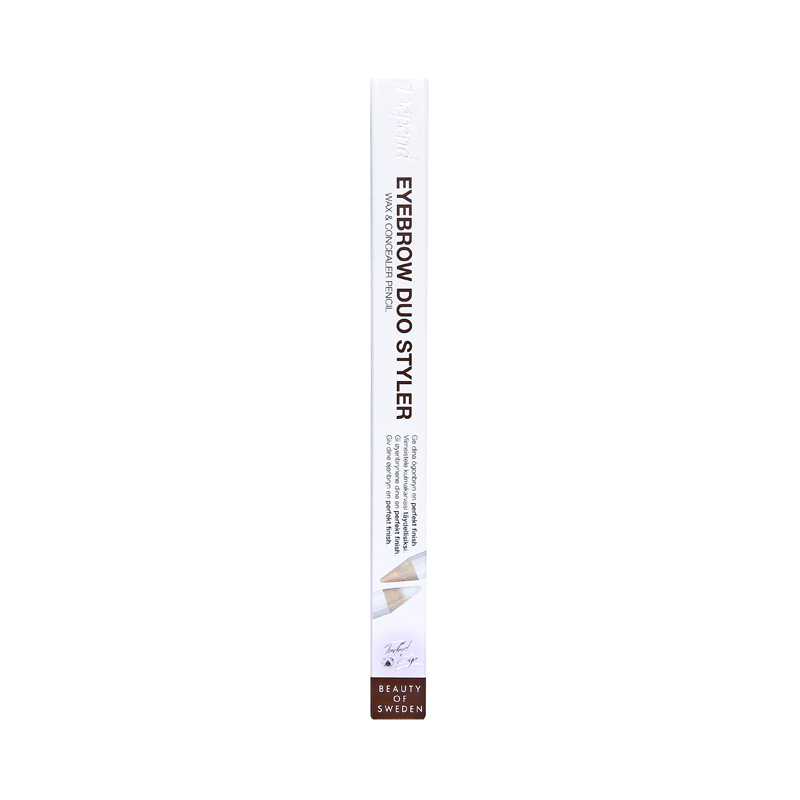 Eyebrow Duo Styler – Wax & Concealer Pencil
