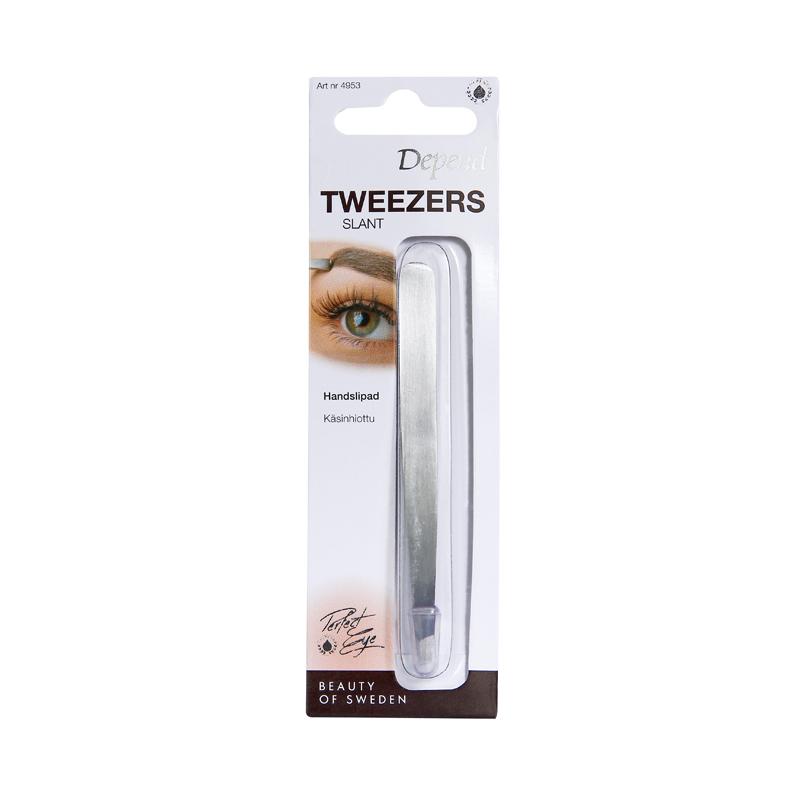 Tweezers - slant