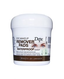 4962 eye make up remover pads with oil