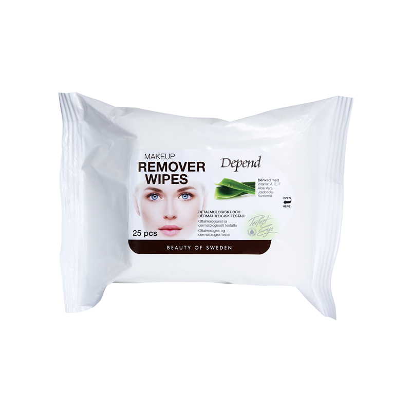 4963 Makeup Remover Wipes