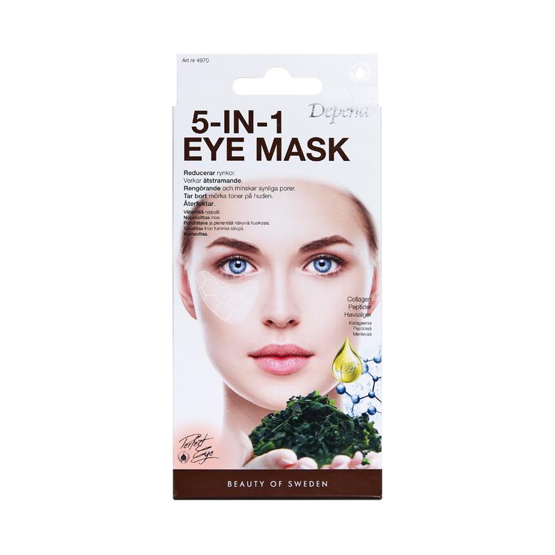 5-in-1 Eye mask