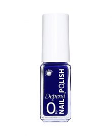2940529 O2 nagellack Dark Beauty – höstnyhet från Depend Beauty of Sweden