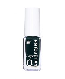 2940530 O2 nagellack Dark Beauty – höstnyhet från Depend Beauty of Sweden