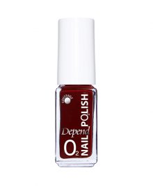 2940534 O2 nagellack Dark Beauty – höstnyhet från Depend Beauty of Sweden