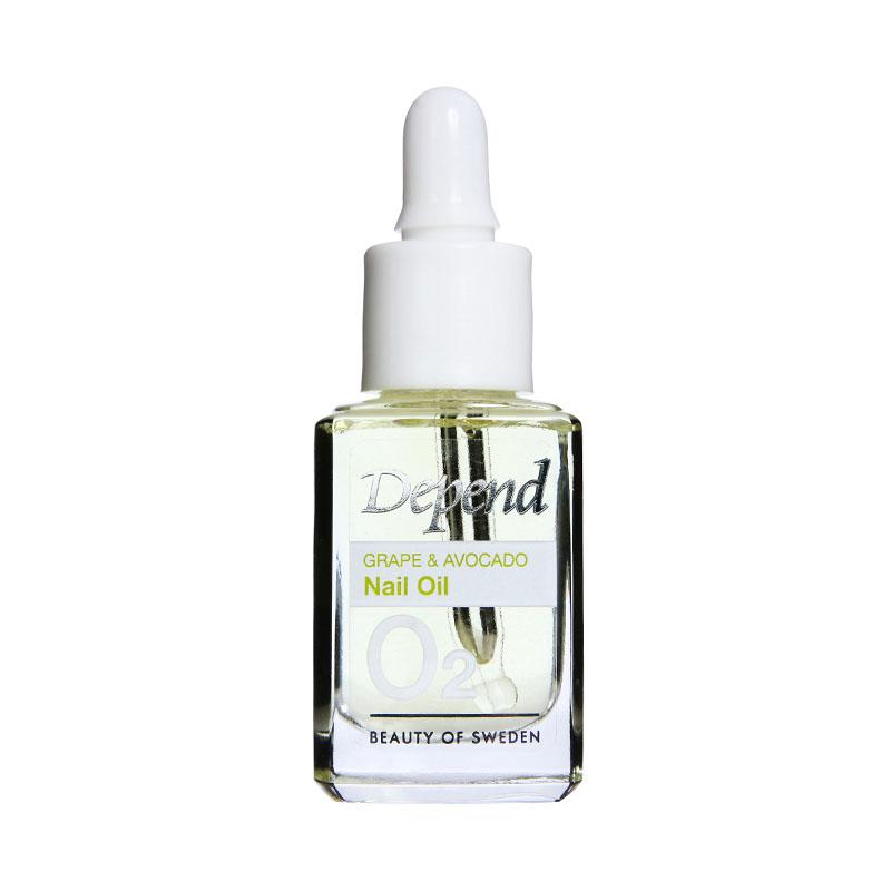 Grape & Avocado Nail Oil