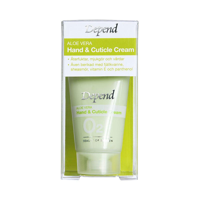 Aloe Vera Hand & Cuticle Cream